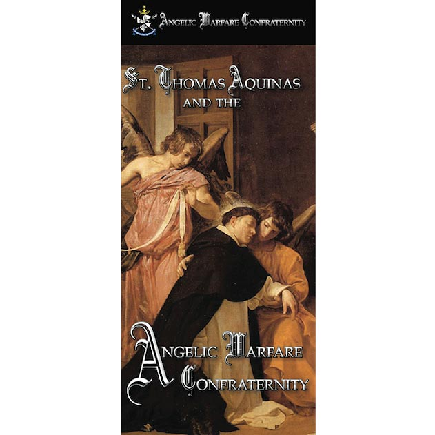 StThomas AquinasConfraternityPamphlet
